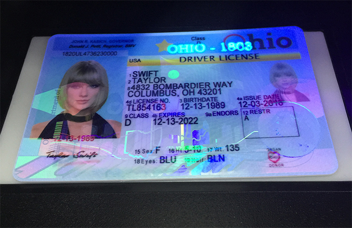 Buy Fake IDs USA - Novelty Identification Cards - Cheap Fake IDs